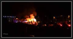 05.11.16 Bonfire night.. (Tadie88) Tags: weymouthdorset 2017 bonfirenight nightphotos bonfire beach hotels alexandergardens flames nikond7000 nikon18200lens handheld