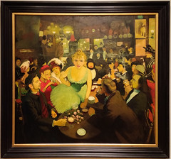 0218171518a (jaglazier) Tags: 19thcentury 19thcenturyad 21817 2017 adults bars bearded beards copyright2017jamesaglazier crafts february french mcescher men painting phillips portraits prostitutes toulouselautrec usa washington washingtondc women art interiiors museums oilpainting smoking