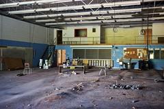 sir james dunn demolition (twurdemann) Tags: demolition exploration fujixt1 highschool industrial longexposure mezzanine ontario requiem saultstemarie shopclass sirjamesdunn toad trespass xf1855mm ubrex