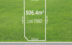 Lot 7092 Victor Street, Gregory Hills NSW