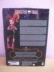 Monster High 13 Wishes Gigi Grant Doll  (RochelleGoyle) Tags: monster high doll grant wishes gigi 13 wnsche flaschengeist