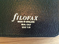 Filofax - the real originals Pt.5 (g_m_a_x) Tags: leather vintage planner filofax madeinengland binder organiser theoriginal twopocket uploaded:by=flickrmobile flickriosapp:filter=nofilter