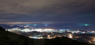 基隆琉璃夜 Foggy Night in Keelung, Taiwan _IMG_7037