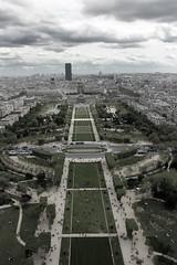 Paris (CAaverallPhoto) Tags: city travel paris france europe cityscape view eiffel effieltowerview