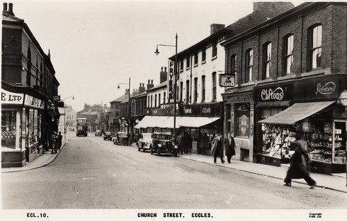 Church Street, Eccles