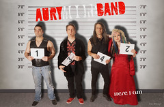 AMB Trashed Aury Moore Band