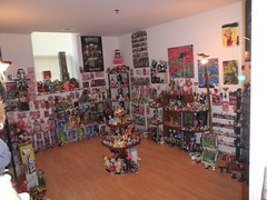 Vaultroom from the doorway (as of June 14th 2013) (mikaplexus) Tags: art toy toys vinyl collection kidrobot wicked collections vault resin collectible limited rare limitededition eclectic collectibles collecting dunny arttoy damonsoule designertoys arttoys plexus designertoy toy2r vinyltoys dunnys inventsville toycollector toyvault resintoys mikaplexus vaultroom