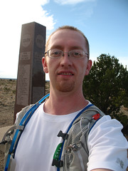 Black Mesa, OK (-Mainman-) Tags: black oklahoma point high run hike trail jog mesa panhandle peakbagging 2013 6jun13