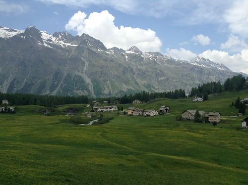 Engadina (Svizzera)