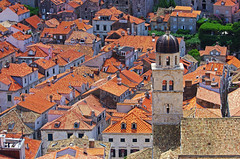 Old Town Dubrovnik Skyline (ACC88) Tags: old city travel skyline architecture town europa europe cityscape view pentax croatia balkans dubrovnik dalmatian adriatic hrvatska balkan dalmatia