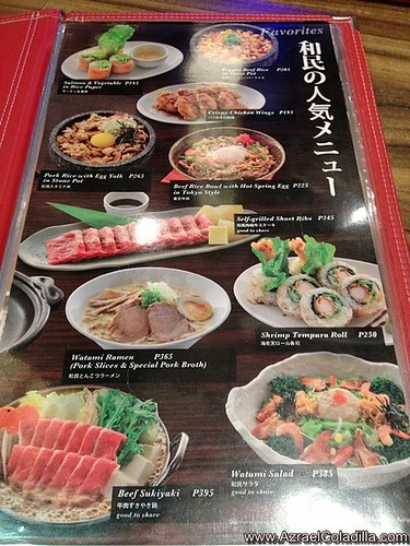 Watami in SM MOA