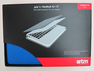 STM Grip for MacBook Air 13""