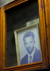 President Isaias Afewerki Portrait In A Bar, Massawa, Eritrea (Eric Lafforgue) Tags: africa vertical president politics nobody nopeople indoors massawa eritrea hornofafrica eritreo erytrea eritreia colourimage  massaoua ertra    eritre eritreja eritria  rythre africaorientaleitaliana     eritre eritrja  eritreya  erythraa erytreja     issayasafewerki ert7125