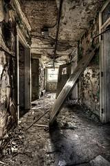 Cells (djflava) Tags: england abandoned hospital bristol nikon decay institute disused derelict barrow mental urbex d80