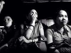 Speak No Evil (jobarracuda) Tags: phonecam streetphotography manila commuters jeepney iphone jobarracuda iphone5 jojopensica pensica uploaded:by=flickrmobile flickriosapp:filter=nofilter