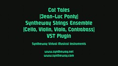 Cat Tales (Jean-Luc Ponty) Excerpt, Violin Related - Syntheway Strings Audio Plugin Software (Win VST, AU Audio Unit Mac OSX, Logic EXS24 MkII & Native Instruments Kontakt Sample Libraries) (Syntheway) Tags: windows apple mac bass library libraries osx au free violin synth cello software orion download files sample contrabass linux plugin strings component sonar viola ensemble sequoia fables synthesizer garageband x1 doublebass mainstage cantabile logic cattales x2 abletonlive exs vst jeanlucponty orchestral flstudio kontakt electricviolin adobeaudition audiounit vsti nki nuendo samplelibrary cakewalksonar exs24 steinbergcubase acidpro vsthost energyxt mixcraft savihost syntheway daniellaiseca virtualcello cellovst violinvsti ntrackstudio presounusstudioone cockosreaper magixsamplitude stringsmacosx virtualstringsensemble stringsaudiounit electroviolin virtualviolin violinmacosx violinaudiounit cellomacosx