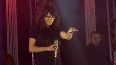 Yasmin Levy, Crozon (21) (clodyus) Tags: france festival concert live bretagne concerto tango festa worldmusic fado yasminlevy flamenco finistre crozon ladino festivalduboutdumonde lanvoc musiquesdumonde musicadelmondo