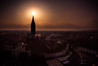 Sauron in Sibiu