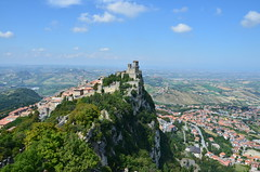 San Marino (gialupa) Tags: italy sanmarino viaggi