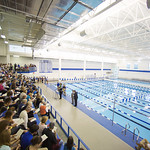 """<b>Aquatic Center Dedication of Service_100413_0082</b><br/> Photo by Zachary S. Stottler Luther College '15  <a href=""""http://farm4.static.flickr.com/3706/10095683813_a68cec46ed_o.jpg"""" title=""""High res"""">∝</a>"""