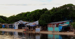 Shanty Town (baltoskins) Tags: travel houses homes sun beach canon photography sand surf jamaica shanty montegobay shacks mobay stjamesparish