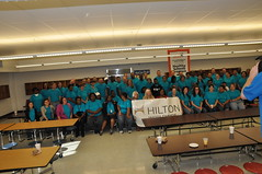 Dallas, Texas - Signature Science Academy (HiltonNewsroom) Tags: corporate community day hilton grand week service hotels hampton volunteer conrad vacations embassysuites volunteerism hiltonhhonors doubletreebyhilton hiltonworldwide hiltonhotelsandresorts travelwithpurpose