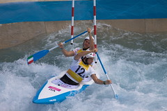 C2 Olympic Whitewater (Colin Hodges) Tags: geotagged 51 4115610087 059480667