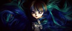 Euryale [Pullip Aurora] (Dekki) Tags: fashion asian eclipse doll cm clean planning aurora groove pullip 27 edition jun steampunk obitsu junplanning euryale rewigged