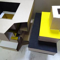 Contraste (Boris Forero) Tags: architecture contrast ecuador arquitectura model escultura contraste boris carton guayaquil nabila maqueta jalil escala cartn maquetas arquitectra forero diseoarquitectnico diseoarquitectonico uees borisforero