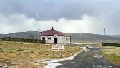Britains northernmost church. Haroldswick, Unst, Shetland. (Leyland 600) Tags: uk church northernmost vision:outdoor=099 vision:sky=0778