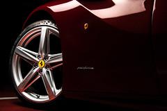 Ferrari F12 Berlinetta - out of the dark (Teymur Visuals) Tags: auto red rot car nikon ferrari supercar sportscar maranello tiefgarage f12 berlinetta elinchrom outofthedark strobist nikkorautocarf12ferrarimaranelloredrottiefgarage