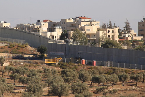 Israeli West Bank barrier