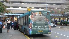 Love your Enviros (bobsmithgl100) Tags: bus woking surrey alexander dennis 4044 route91 enviro200 awv cawseyway gn09awv gn09 arrivakentsurrey