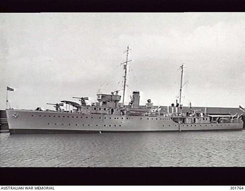 HMAS YARRA 301764