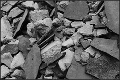 Day 233 Fragments of the ground (BA Hugo) Tags: ground travaux beton fragments abstrait day233 366 bahugo mathieulc
