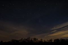 Night Sky (Suggsy69) Tags: longexposure sky silhouette night stars nikon nightsky d5200