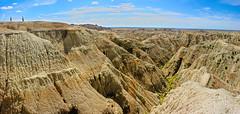 badlands (K_Forde) Tags: southdakota landscape nationalpark badlands hdr