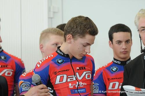 Ploegvoorstelling Davo Cycling Team (177)