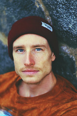 (Constanza C.) Tags: portrait muscles ink pretty blueeyes swedish tattoos malemodel streetstyle stlye swedishmodel nordicman
