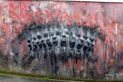 InStreetBrest2014 - 32 (Jepeinsdesaliens) Tags: streetart bretagne brest artinstreet antoinestevens crimeofminds