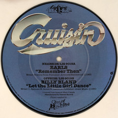 Earls - Remember Then (Leo Reynolds) Tags: hot car canon eos iso100 vinyl picture cruisin single record hotrod squaredcircle rod lightning 60mm f80 disc platter 45rpm picturedisc 7inch 002sec 40d hpexif 033ev xleol30x sqset101 xxx2014xxx