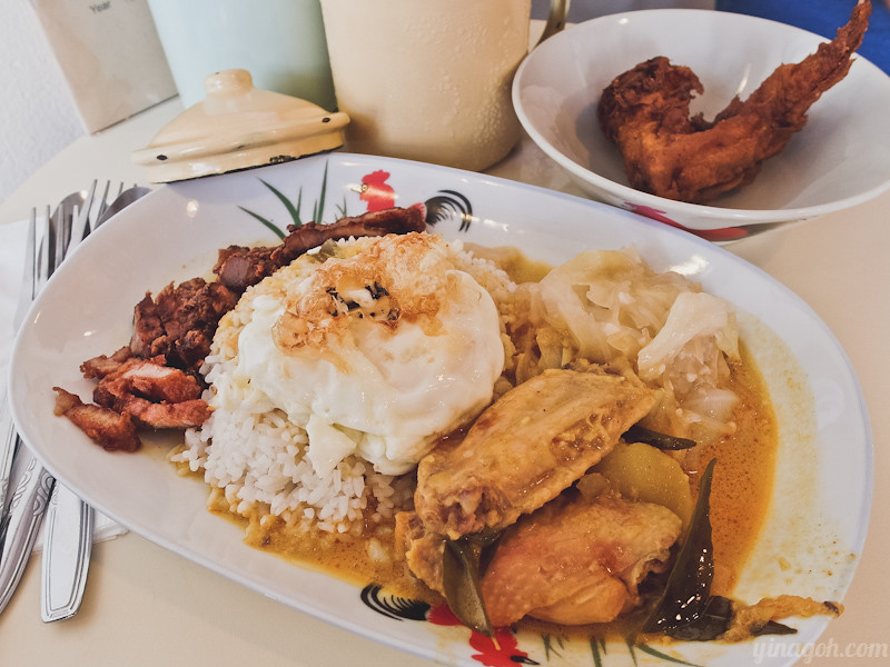Sinpopo SIngapore Food