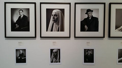 photoset: Galerie Johannes Faber: Irene Andessner - Rollenportraits. Fotografien 1900-2014 (18.2.-12.4.2014)