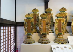 IMG_2208 (jaglazier) Tags: sculpture art japan architecture buildings march wooden interiors crafts buddhist religion temples date matsushima miyagi religions woodworking funerary memorials rituals miyagiken 2014 zuiganji 31614 miyagidistrict copyright2014jamesaglazier