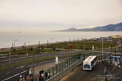 heading to that B12 Olympic bus (sumisu.jon) Tags: adler olympics blacksea sochi b12 sochi2014 olympicbus adlerhub