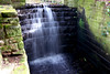 Waterfall (olliemaster) Tags: park fall water waterfall district peak stockport lyme
