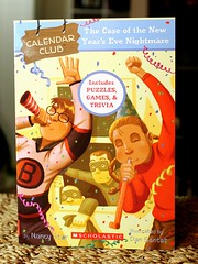 The Case of the New Year's Eve Nightmare (Vernon Barford School Library) Tags: new eve school fiction mystery club reading book high calendar library libraries year reads books super newyear read paperback cover junior newyearseve novel newyears covers years nightmare bookcover pick middle vernon quick recent picks bookcovers paperbacks mysteries novels fictional barford softcover vernonbarford softcovers superquickpicks superquickpick 9780545066884