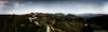 On and On (cseward) Tags: china travel sky panorama mountain mountains wall landscape asia great chinese beijing greatwall 长城 hdr endless greatwallofchina 2014 長城 萬里長城 金山岭 changcheng 万里长城 photomatix hdrpanorama 金山嶺 jīnshānlǐng