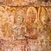 Frescoes in Tivanka-patamaghara at the ancient city of Polonnaruwa