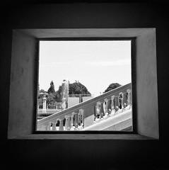 Villa Reale, Monza 4#9 (Explore) (magioca65) Tags: italy 6x6 film italia voigtlander explore bakelite 1939 400iso monza skopar f35 brillant villareale rpx bachelite ruleof16